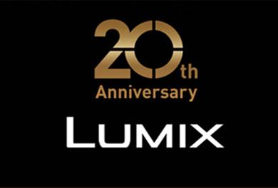 2o Jahre LUMIX Kameras