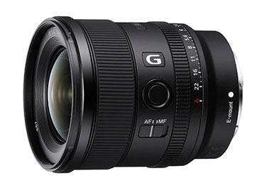 20-mm-Objektiv von Sony
