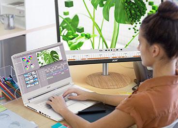 Lifestylebild Acer