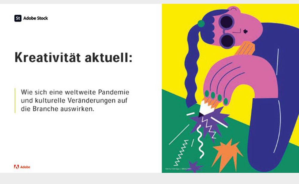 Adobe Umfrage Titelseite