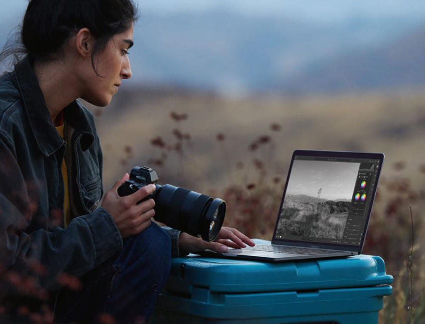 Hightech mobil – das aktuelle MacBook Pro M1