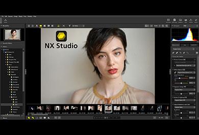 Beispielfoto NX Studio