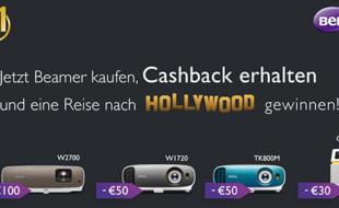 BenQ Cashback-Aktion
