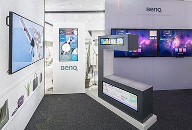 BenQ Showroom