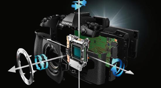Bildstabilisierung | Olympus Kamera