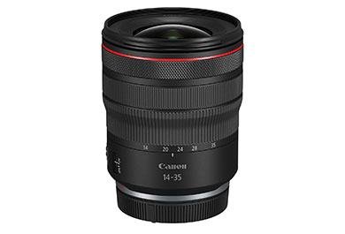 Canon RF 14-35mm F4 L IS USM