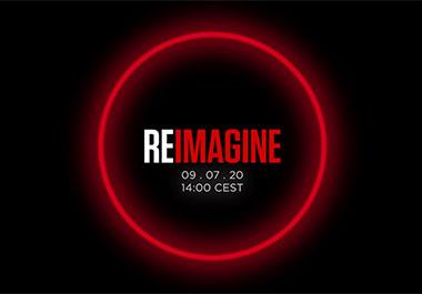 Canon REIMAGE Logo