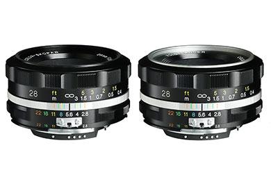 Color Skopar 28mm / 1:2,8 SLII-S
