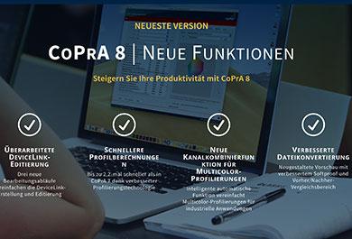 Screenshot Colorlogoc CoPrA 8