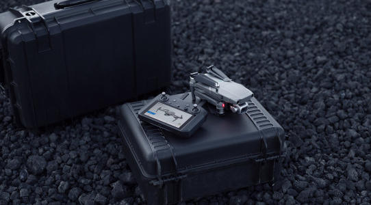 Foto DJI Smart Controller and Mavic 2 Pro