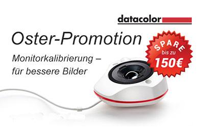 Datacolor Osterpromotion
