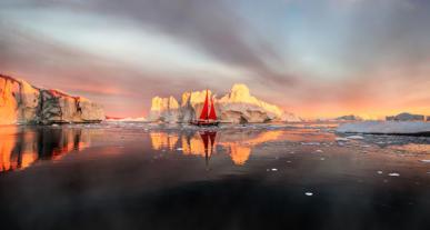 Motiv aus Grönland