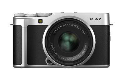 Die neue Fujifilm X-A7