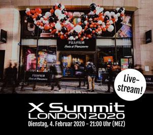Fujifilm X Summit