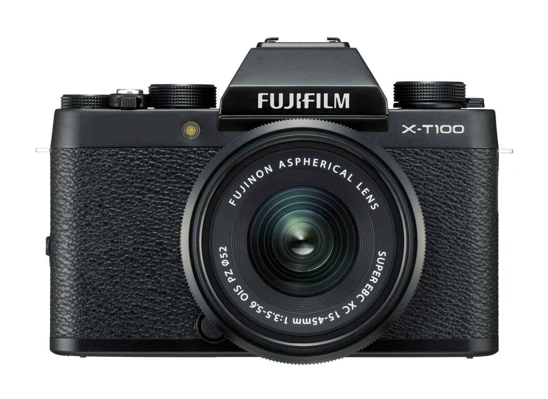 Fujifilm, X-T100,