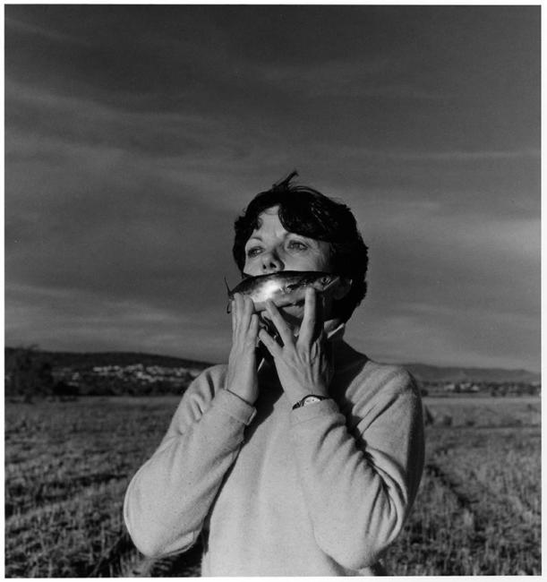 Graciela Iturbide Selbstporträt