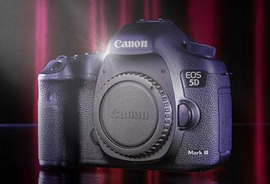Hall of Fame Gewinner Canon EOS 5D Mk III