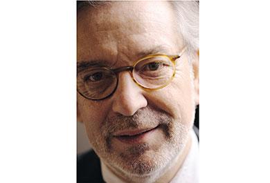 Porträtfoto Hans-Eberhard Hess