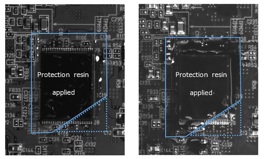 Sony Sensor IMX487 Beispielanwendung