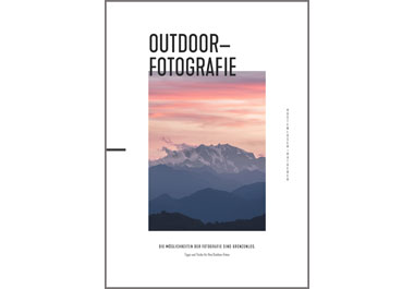 Titelbilf Ifolor Ratgeber Outdoor-Fotografie