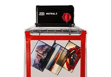 Jobo Mistral 3 Film-Trockenschrank