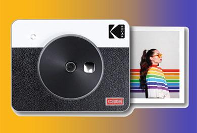 Kodak Sofortbildkamera