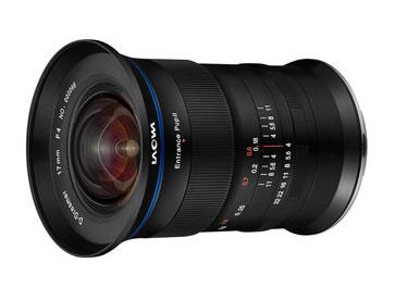 Laowa 17 mm Objektiv für das Fujifilm GFX-System