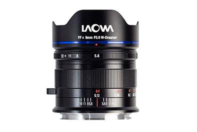 Laowa 9mm f/5.6 FF RL