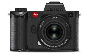 Firmware-Update für die Leica SL2-S