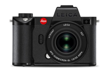 Leica SL2-S von vorne