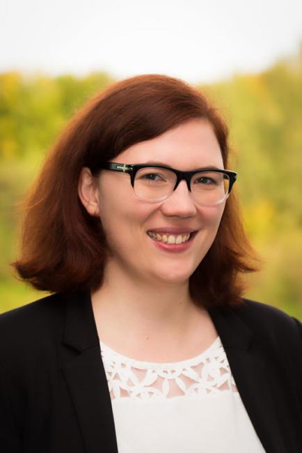 Leonie Sterk, Nachhaltigkeitsmanagerin bei Epson Deutschland GmbH