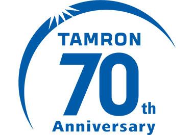 Logo 70 Jahre Tamron