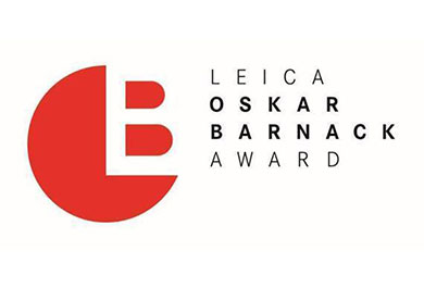 Logo Leica Oskar Barnack Award