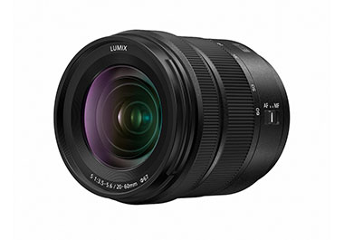LUMIX S 20-60mm F3,5-5,6