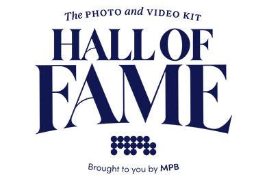 MPB Hall of Fame Logo