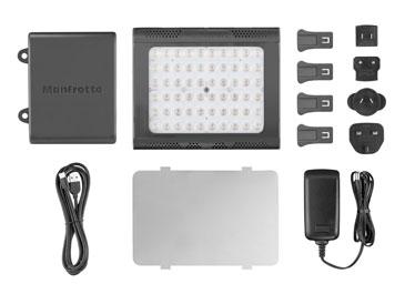 IBC Show: Manfrotto zeigt die Lykos 2.0 LED-Leuchte
