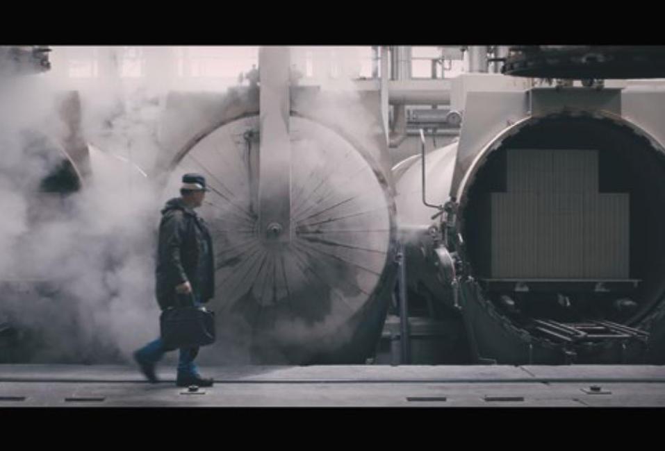 Szene aus einem Imagefilm von Marc Hillesheim