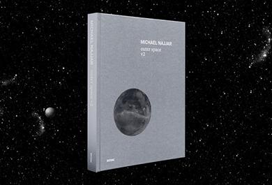 Michael Najjar: outer space v2