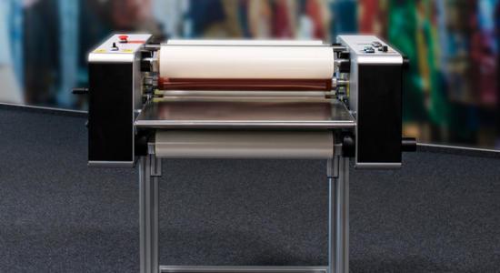 Der Laminator PhotoLam 650 von Neschen.