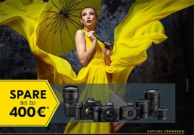 Logo Nikon Aktion