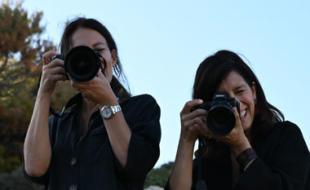 Zwei der vier neuen Nikon Ambassadors