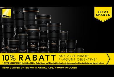 Nikon Rabattwochen