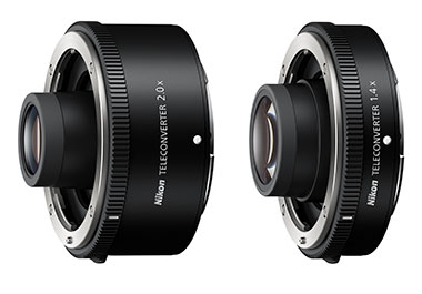Neue Nikon Telekonverter