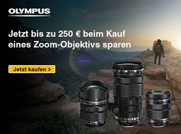 Olymous Promotion Zoomobjektive