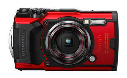 Foto der Olympus Tough TG-6