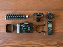 OM-D Kit für Videofilmer