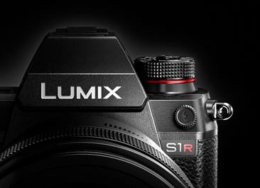Foto Panasonic Lumix S1R