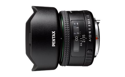 Foto HD Pentax-FA 35 mm F2 AL