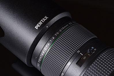 HD-Pentax-D FA 70-210 mm F4