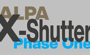 Collage Alpa Phase One X-Shutter
